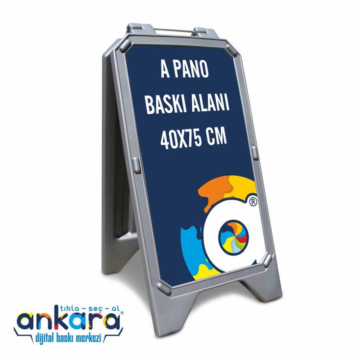 A Pano Reklam Dubası  ( Baskı Dahil )