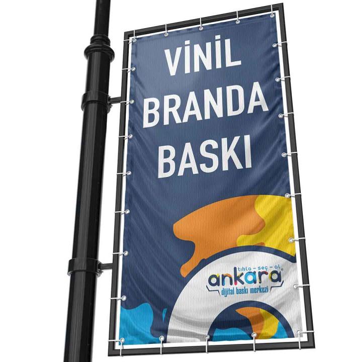 Vinil Branda Baskı
